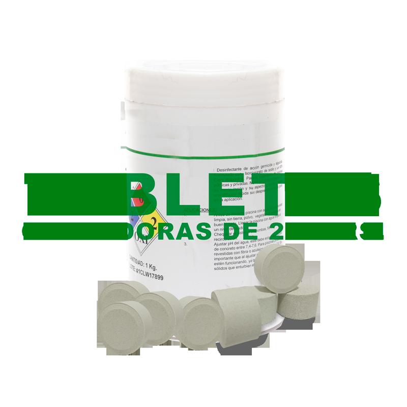 Imagen Pop up tableta cloradora